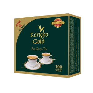 Kericho Gold 100 String and Tag Tea Bags
